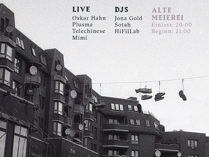 Presslufthanna EP-Release Party