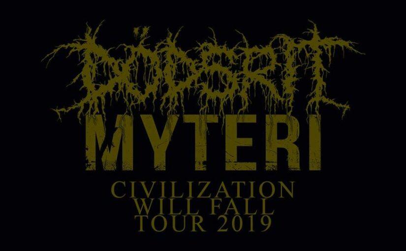 Myteri, Dödsrit, Mørder, Norkh