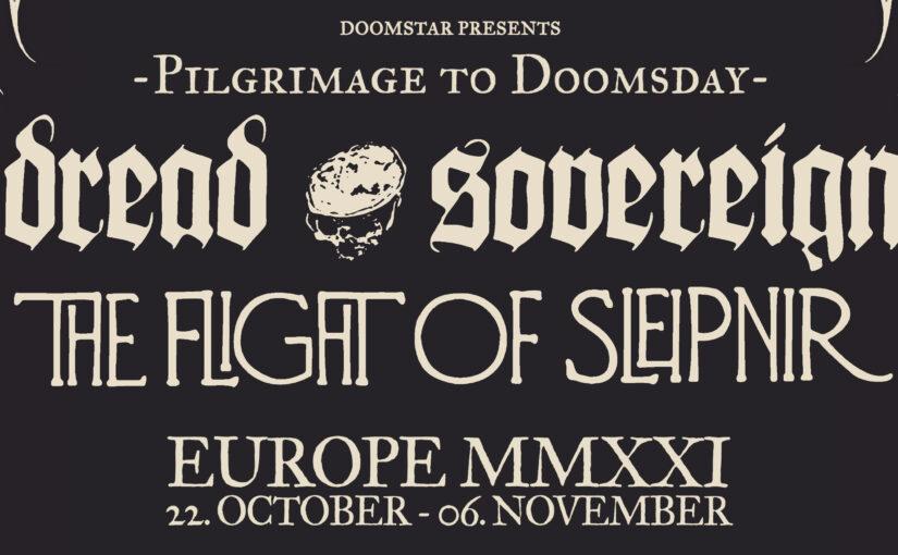 Pilgrimage To Doomsdays EU Fall Tour 2021